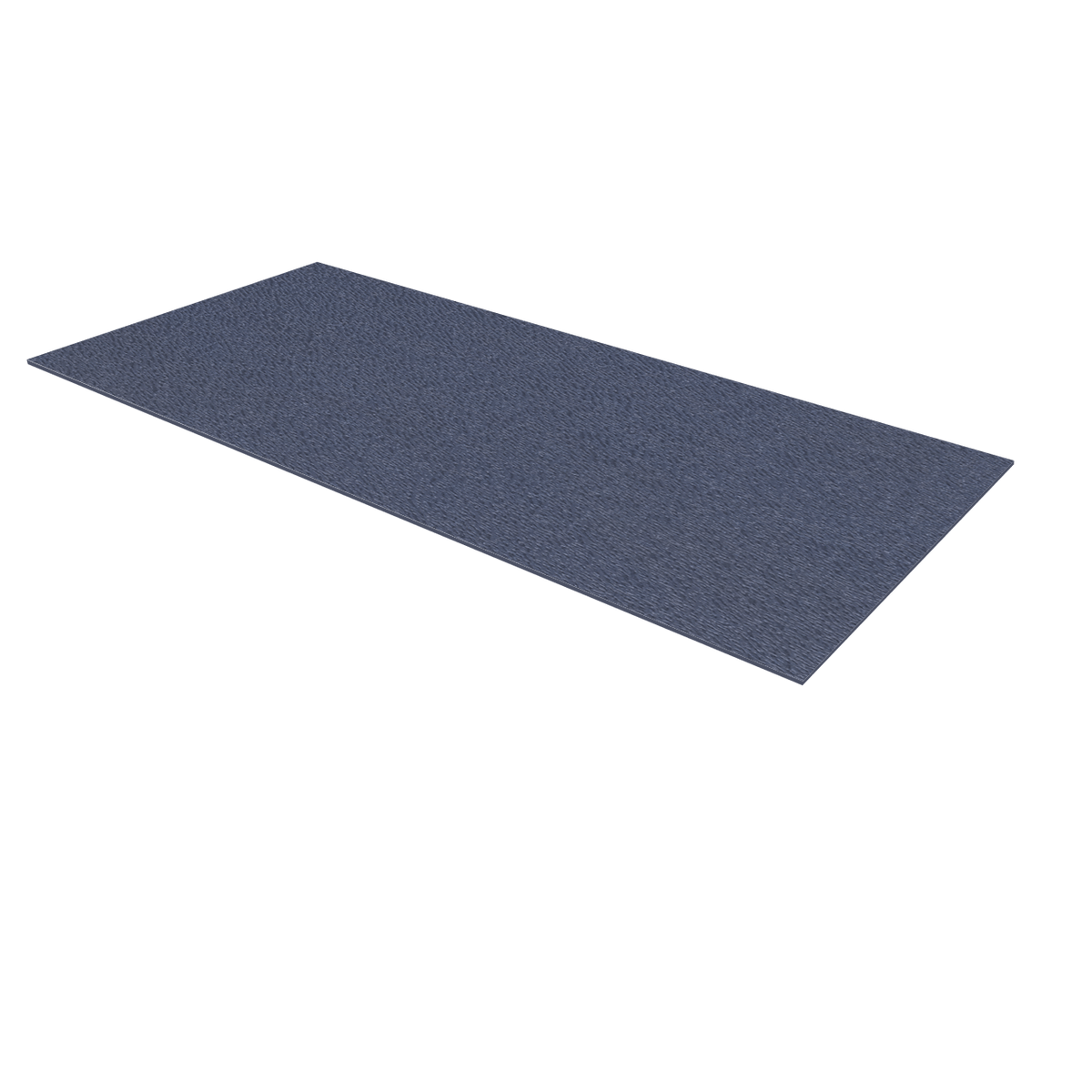 ABS Plastic Sheet - Light Blue