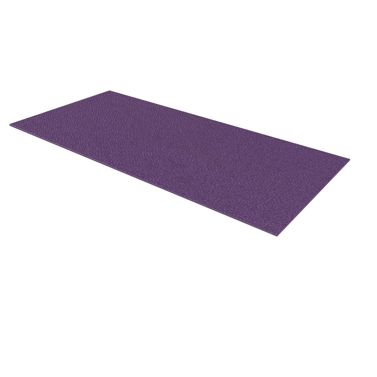 ABS Plastic Sheet - Purple