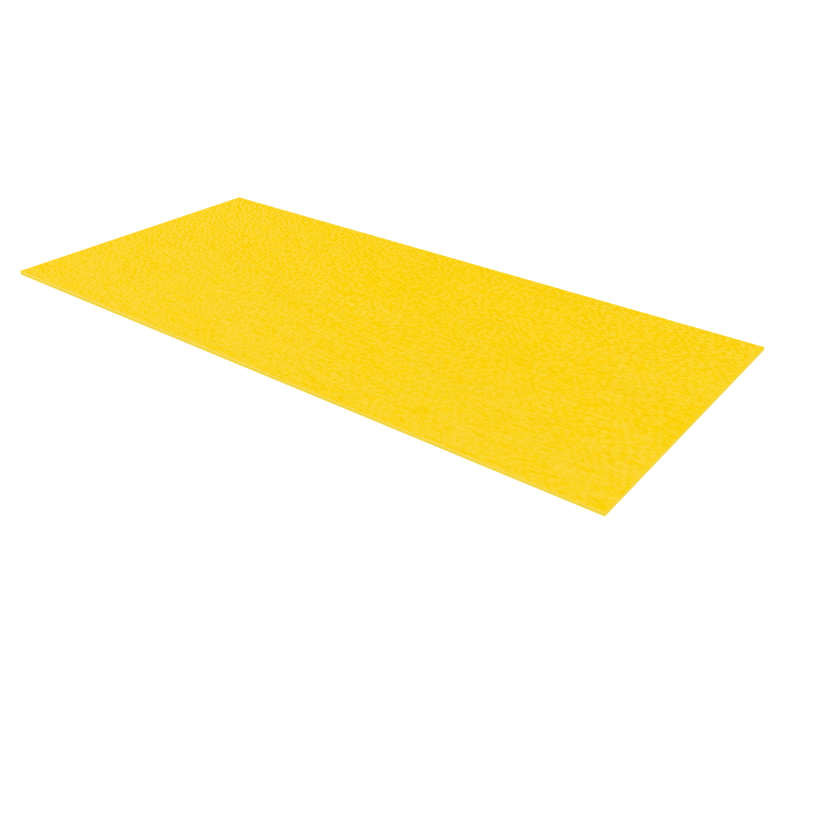 ABS Plastic Sheet - Yellow