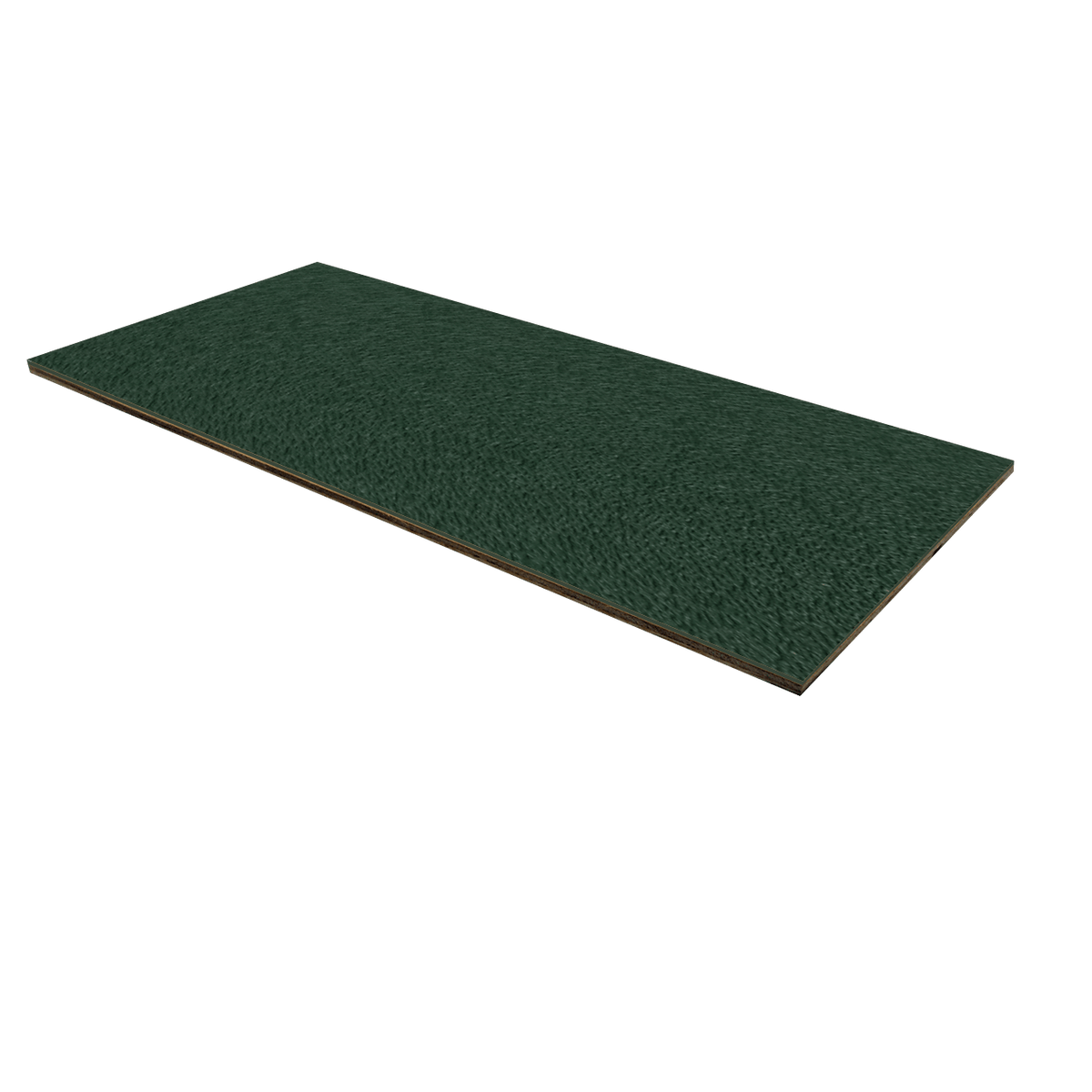 "1/8"" Luan Plywood ABS Laminate - Forest Green"