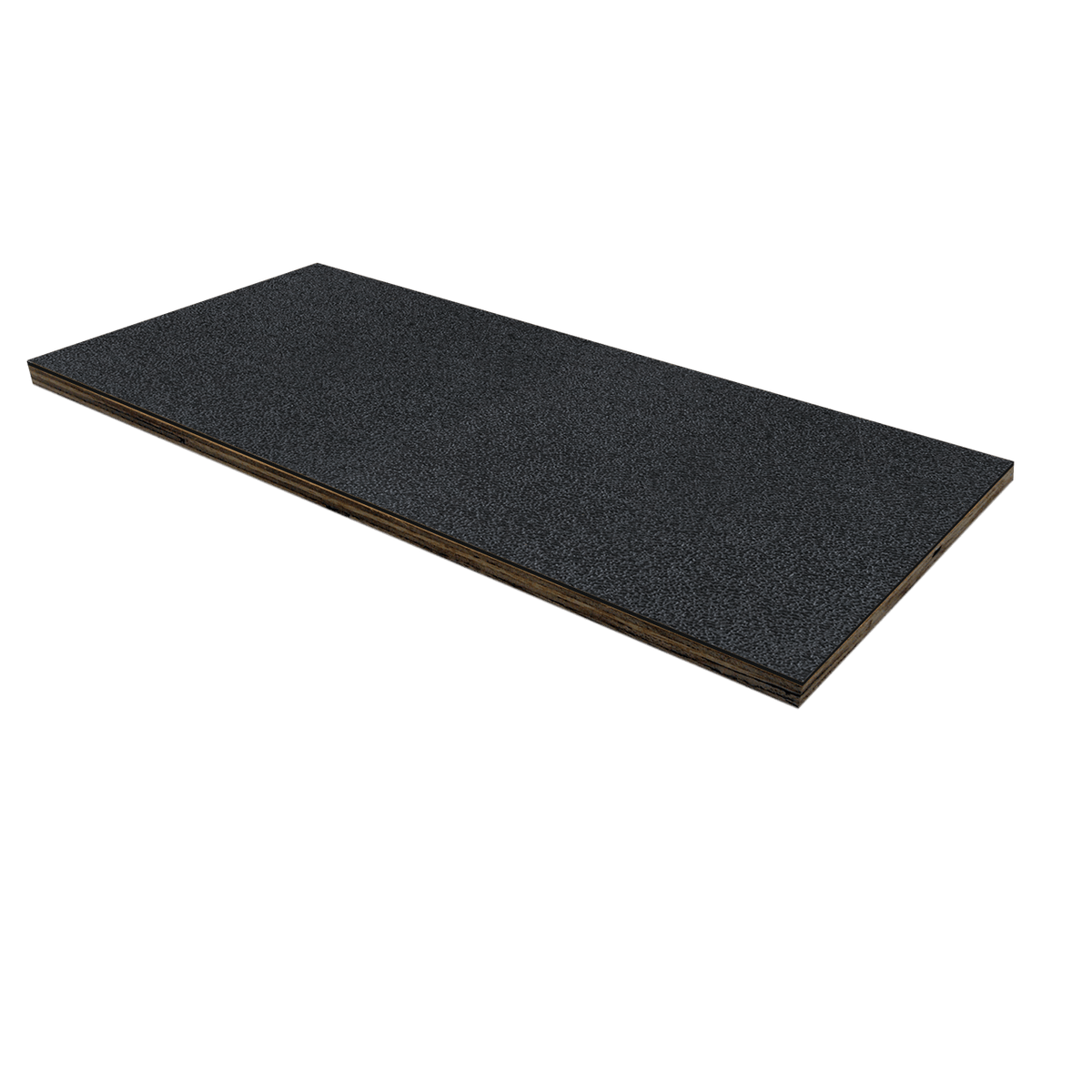 "1/4"" Birch Plywood Laminate - Black"