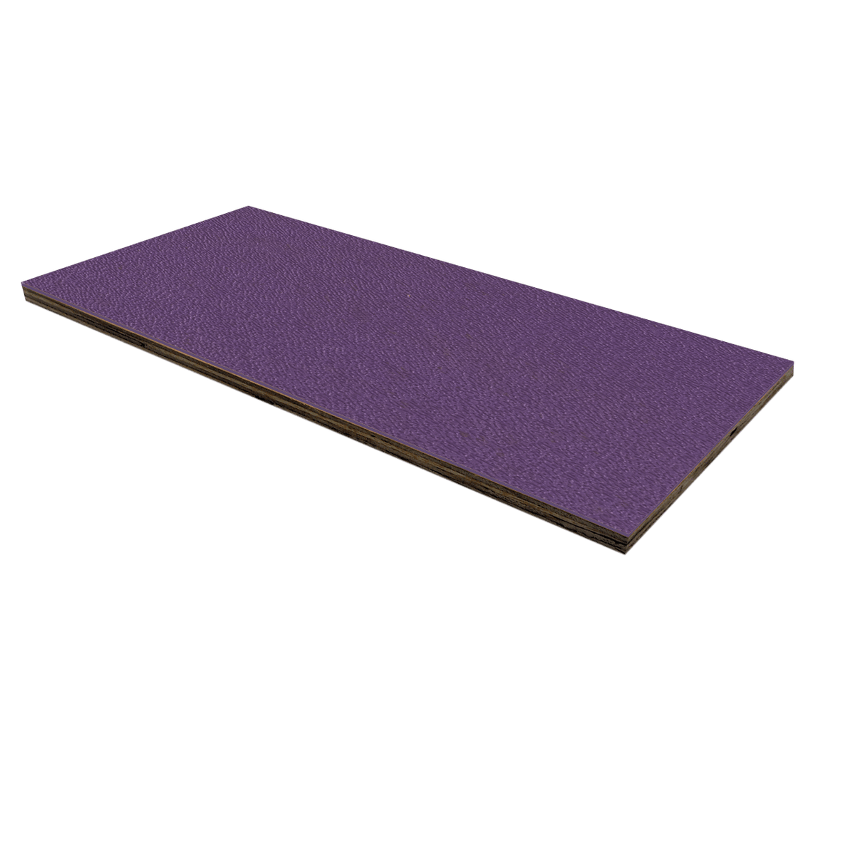 "1/4"" Birch Plywood Laminate - Purple"