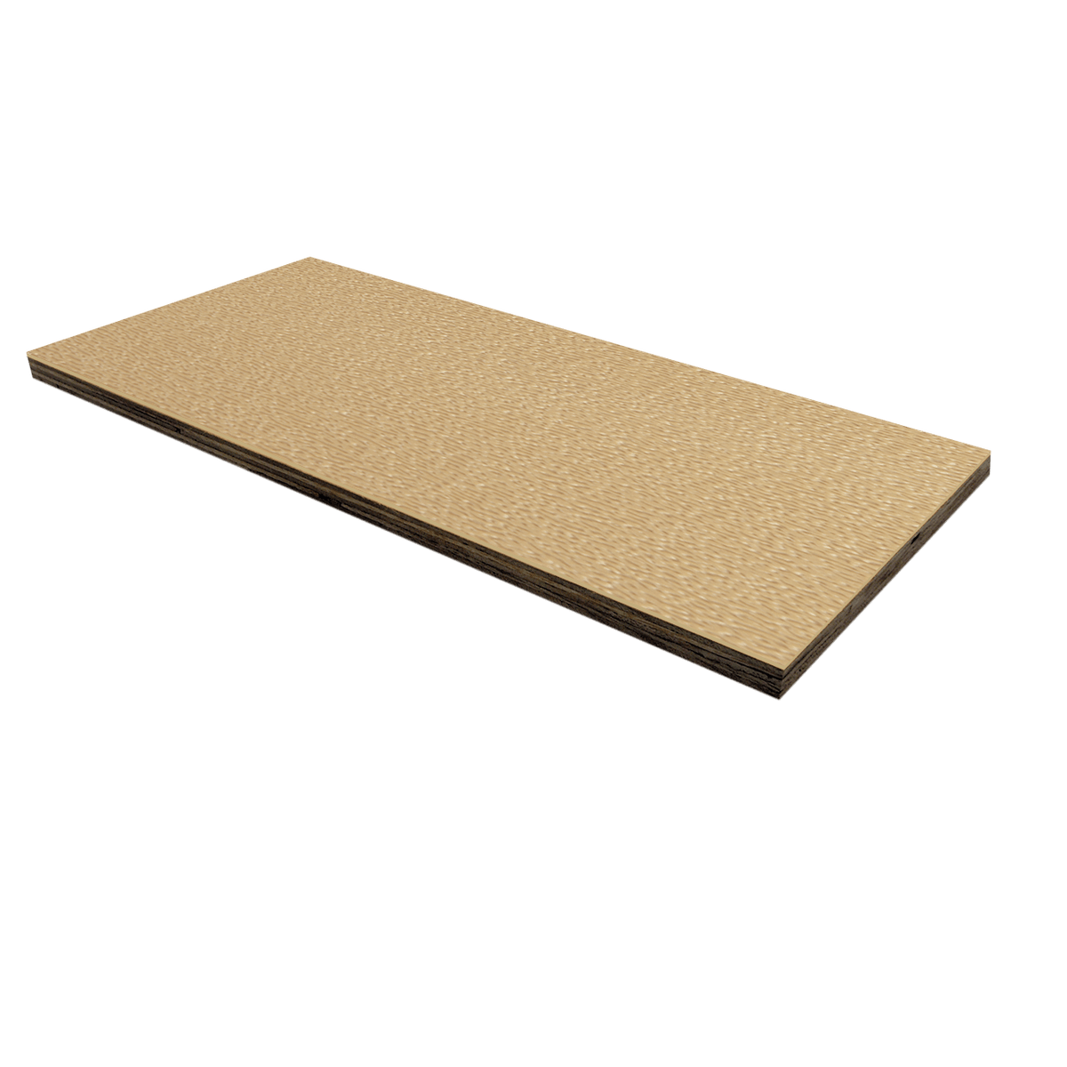 "3/8"" Birch Plywood Laminate - Desert Tan"