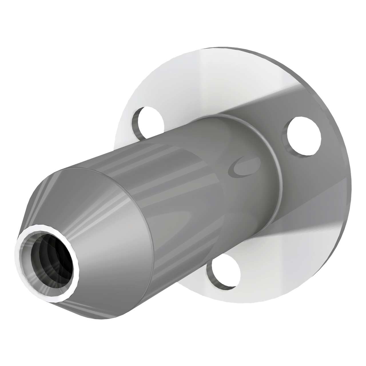 Render of Thread Alignment Pin