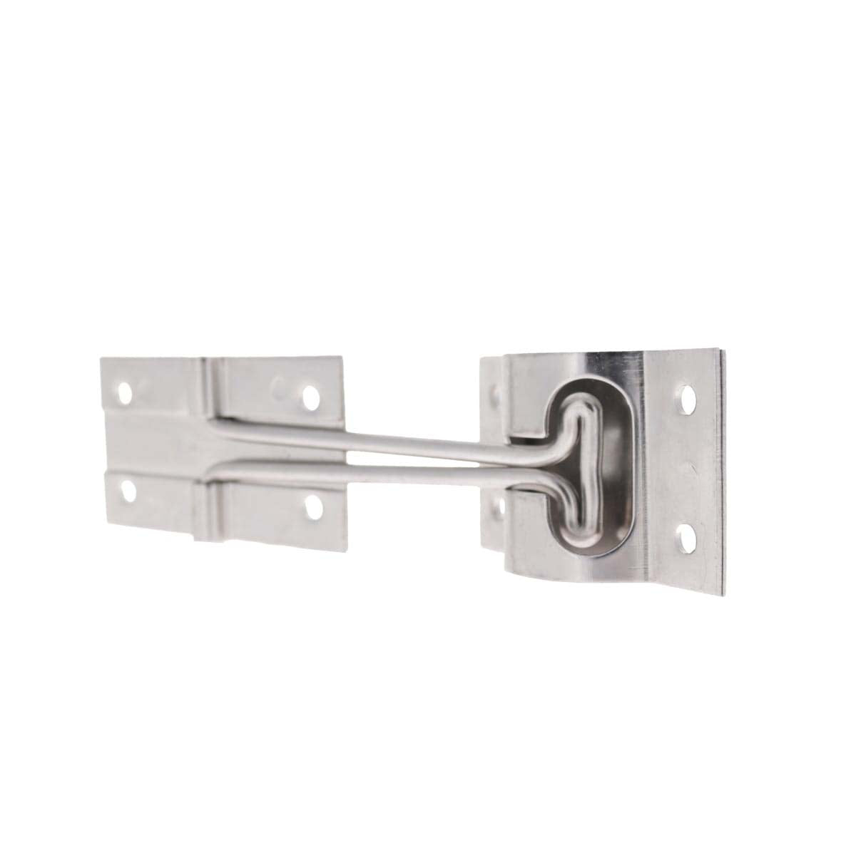 "4"" Door Holdback with Keeper"