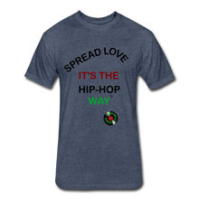 Load image into Gallery viewer, The Foundation: Spread Love. It's The Hip-Hop Way. - heather navy