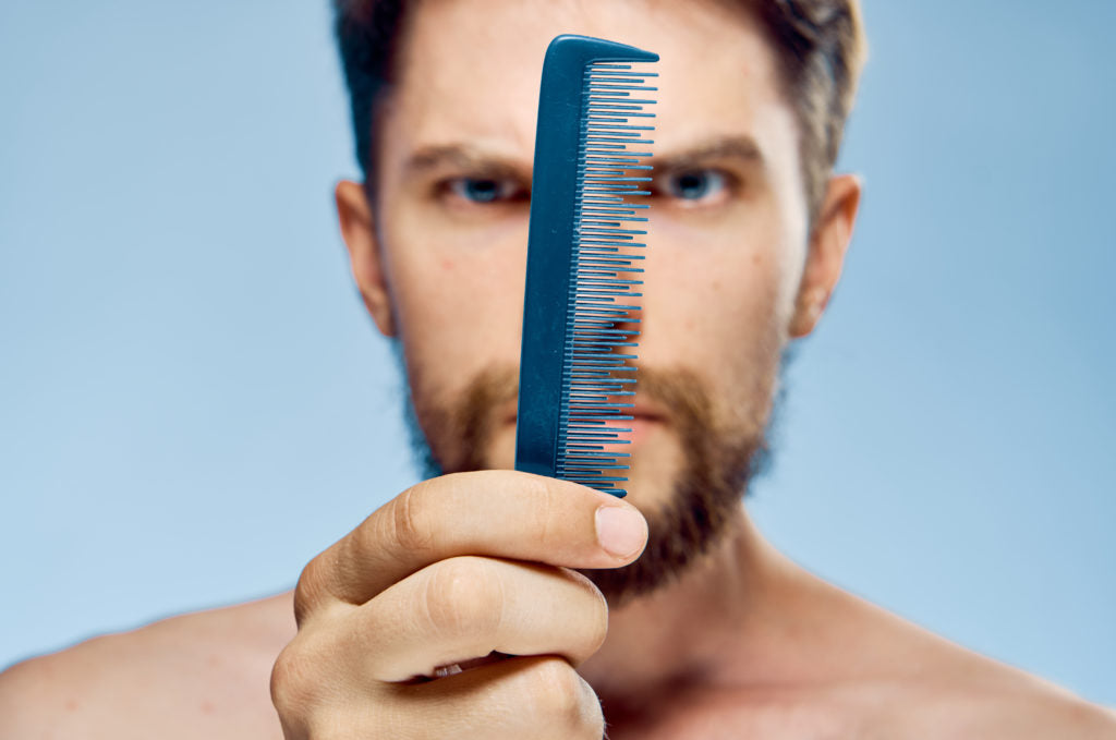 low testosterone and hair loss