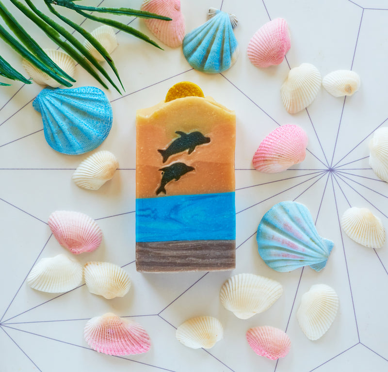 Beaches and Sunsets - Soap