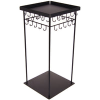 360 Rotating Necklace Holder Organizer Display Stand, Denise