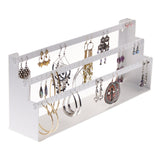 Earring Holder Organizer Jewelry Display Stand Daelyn White