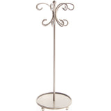 Angelynn's Necklace Holder Organizer Display Stand Storage Rack Ava Silver