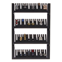 Cufflink Organizer Holder Storage Display Jaymes Black