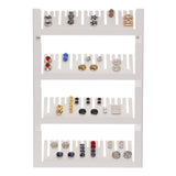 Cufflink Organizer Holder Storage Display Jaymes White