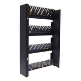 Angelynn's Jewelry Organizer Ring Display Holder Black