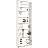 Stud Dangle Earring Holder Organizer Rack, Mary