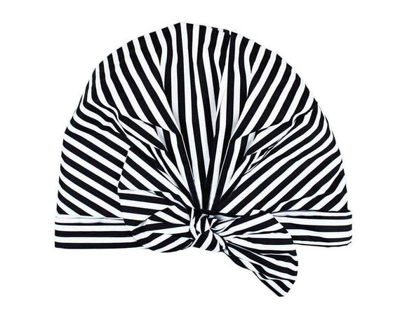 Luxe Shower Cap - Stripes