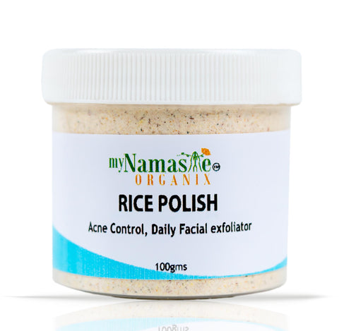 Rice Flour Polish/OIL FREE Daily exfoliator