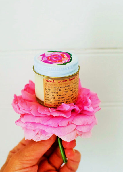 Beach Rose Beauty Cream