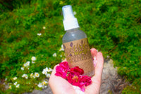 Herbal Spray in Conditioner