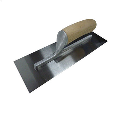 Circle Brand Stainless Steel Trowels With Wood Handle