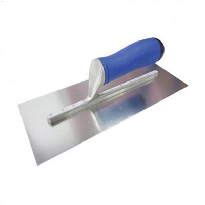 Circle Brand Stainless Steel Trowels With Rubber Grip Handle