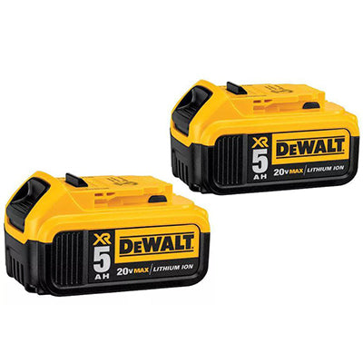 DeWALT 20V 8.0 AH Batteries