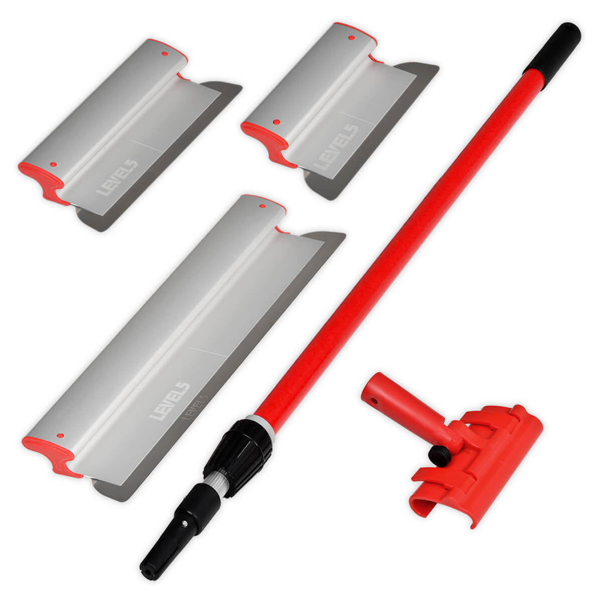 "Level 5 Skimming Blade Set 10"", 16"", 24"""