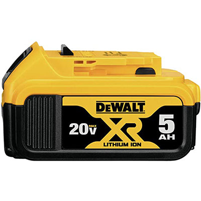 DeWALT 20V 5.0 AH Batteries