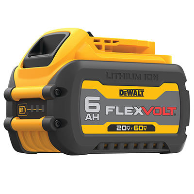 DeWALT 20V/60V FlexVolt 6.0 AH Batteries