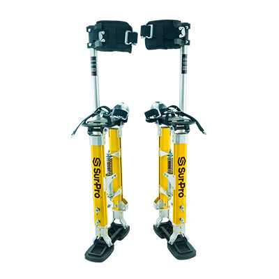 SurMag Quadlock Single Pole Drywall Stilts