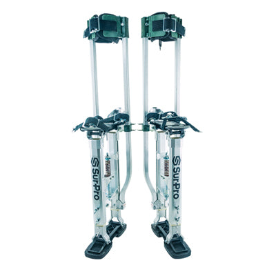 SurMag Quadlock Double Pole Drywall Stilts