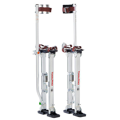 ToolPro Aluminum Drywall Stilts