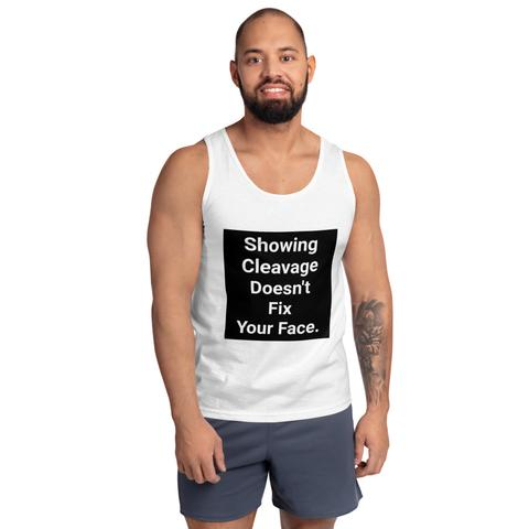 CLOTHING / MEN TANK TOPS