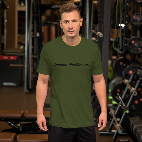 Voodoo Machine Co. - Short-Sleeve Unisex T-Shirt
