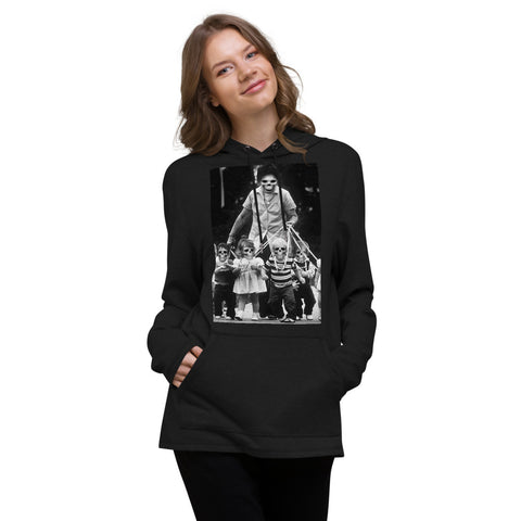 BLACK CULT SOCIETY Unisex Lightweight Hoodie