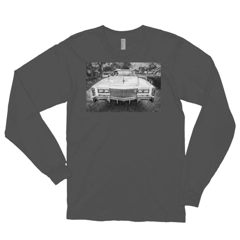 1976 CADILLAC ELDORADO Long sleeve t-shirt
