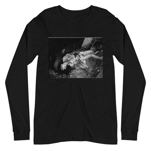 BLACK CULT SOCIETY Unisex Long Sleeve Tee