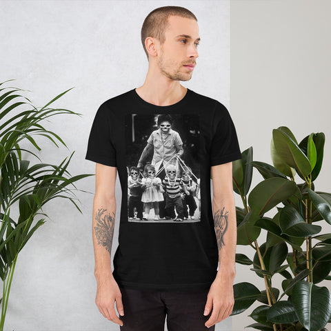 BLACK CULT SOCIETY Short-Sleeve Unisex T-Shirt