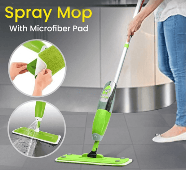 Hydro Mop™ Magic Spray Mop