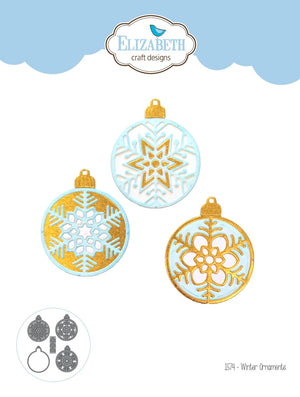 Winter Ornaments