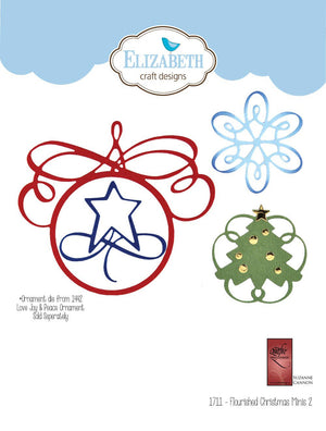 A Way With Words, Flourished Christmas Minis 2