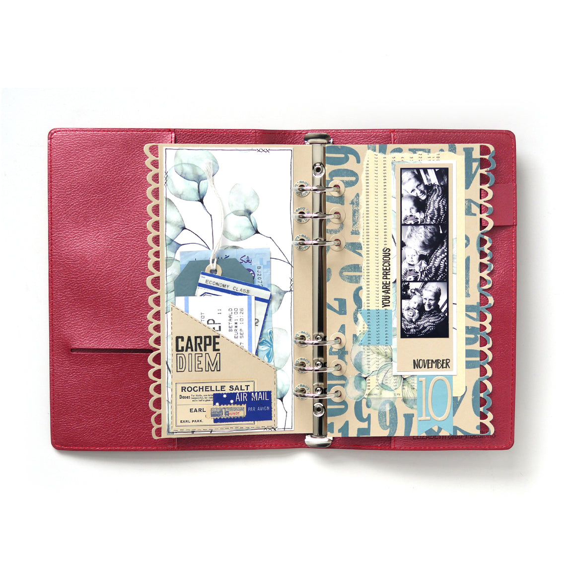 Planner Essentials 27 - Retro Number Trio