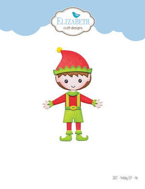 Holiday Elf - His