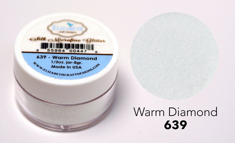 Warm Diamond - Silk Microfine Glitter