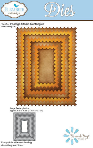 Postage Stamp Rectangles