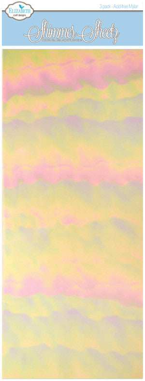 Light Pink Iridescent - 3 Pack