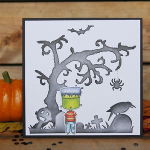 Halloween - Clear Stamps