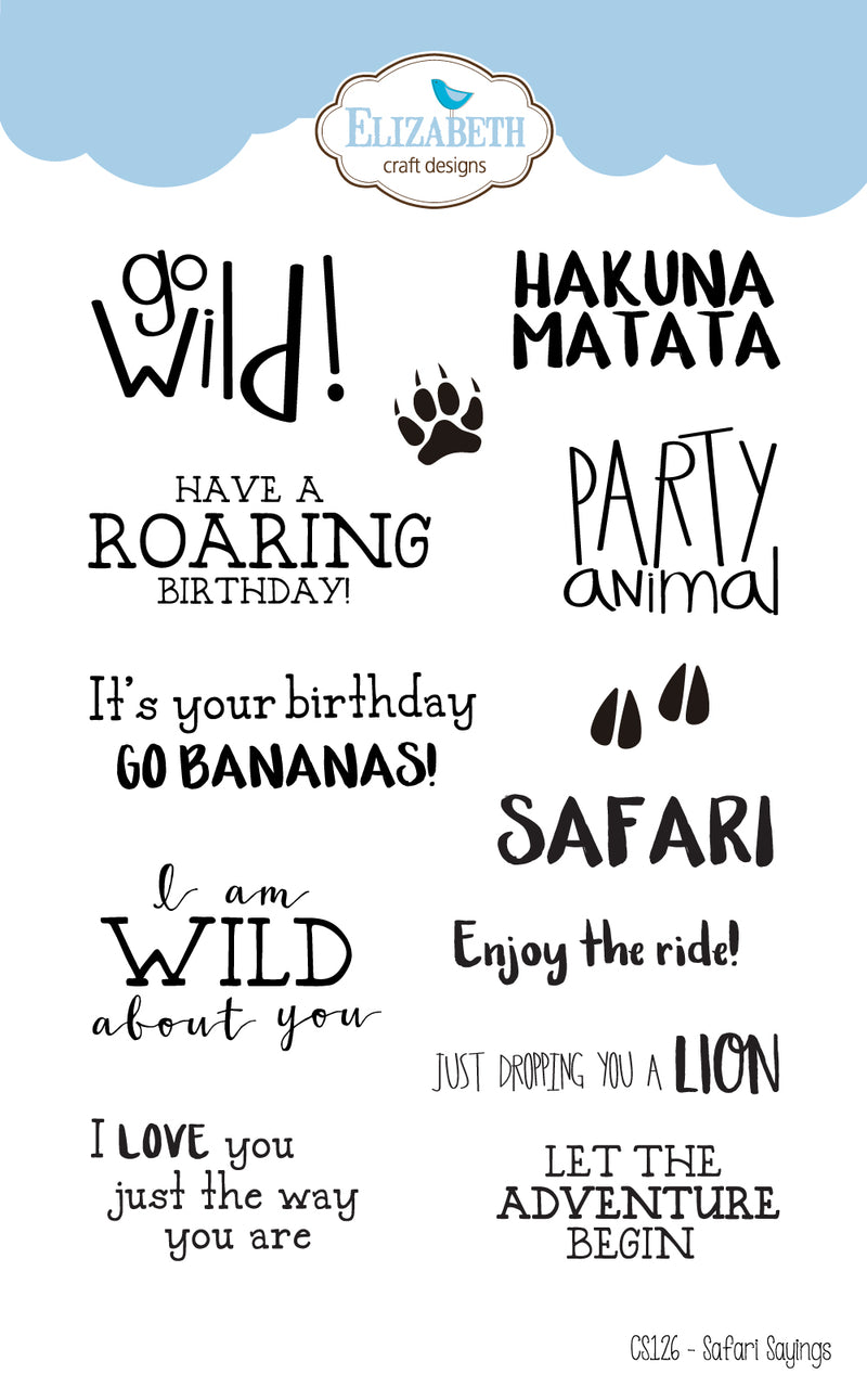 Safari Sayings