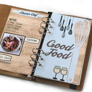 Planner Essentials 19 - Recipe Book