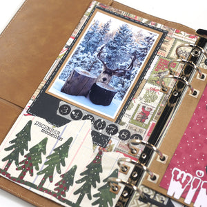Planner Essentials 13 - Xmas Winter Insert